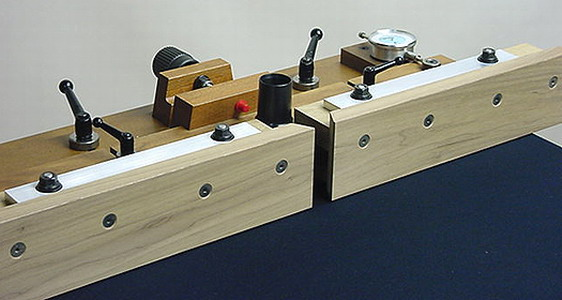 Router table fence for Router table guide